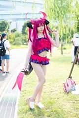 C94 - Extra Cosplay 2 - 086 (animexisbr) Tags: cosplay cosplayer comiket tokyobigsight tokyo japan animes anime animexis