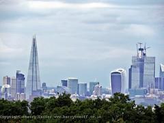 City of London from Horniman (15) 800 (Barryoneoff) Tags: telephoto cityoflondon horniman skyline landscape cityscape buildings commerce distance