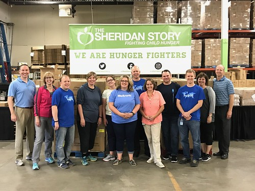 Medtronic Packing Event 8/22/18