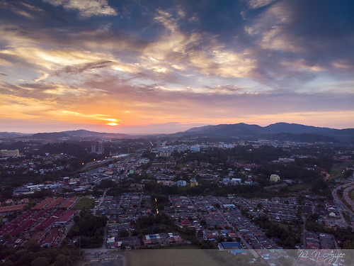 Seremban City Sunset