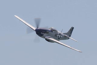 North American P-51 Mustang 44-72216 Miss Helen 017-1