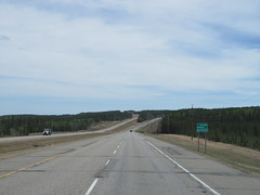 Eastbound on Highway 16 between Hinton and Edson inside our family motorhome - part 2 (jimbob_malone) Tags: 2018 highway16 alberta