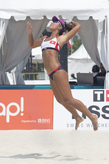 asian game 2018 beach volleyball (hiuyu) Tags: jakarta palembang beachvolleyball volleyball hk hongkong women chinesetaipei asiangames asiangames2018 indonesia sports energyofasia canon1dx canon70200 f28 travel
