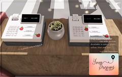 {YD} Cash Register ({Your Dreams}) Tags: yourdreams newdecoration cash register cute