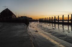 Sunrise and Silhouettes at Bosham Quay (THE NUTTY PHOTOGRAPHER) Tags: bosham boshamquay sussex sunrise westsussex