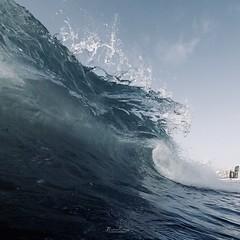 Escala, sumérgete (Leticia Lorenzo S Photography) Tags: nature gopro grancanaria canaryisland seascape sea atlantic ocean wave