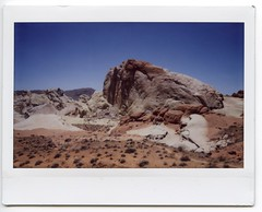 Nevada & Arizona 2018001 (Past Our Means) Tags: instant instax instaxwide indie instantcamera instantphotography indeifilm polaroid instantwide nevada valley fire travel summer 2018 desert film filmisnotdead filmphotography filmsnotdead fujifilm fuji adventures adventure wanderlust analog analogue analouge mountian mountain hiking nofilter sand dirt colors