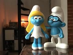 The Smurfs 💙 (la.yenicienta) Tags: smurfette smurfs thesmurfs