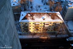 *** (Aleksey Guskov) Tags: россия ульяновск город архитектура улица зима дом russia ulyanovsk city architecture street winter