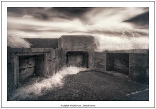 Brutalist Blockhouse