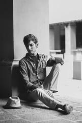IMG_0687 (nipunagamage) Tags: portrait portraits nikond200samples nikon50mm nikon50mmf18g nikon50mmsamples blackandwhite blackandwhiteportrait srilanka modeling malemodel colombodutchhospital colombo urbanportraits urban