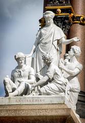 Albert Memorial (Svetla (ribonka 78)) Tags: europe england london travel flickrtravelaward sculpture statue