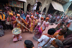 20180227_ZA_Lathmar at Barsana_7 (Zabeeh_India) Tags: holi india lathmaar lathmar mathura uttarpradesh vrindavan zabeehafaque barsana nandgaon brajkiholi festivalsofindia holi2018 mathuraholi vrindavanholi indianfestival colorsofindia festivalofcolors