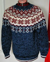 Ski snowflake wool jumper (Mytwist) Tags: icelandic icelandicsweater íslensk istex reykjavik lopi lopapeysa peysa ski lopapeysur lettlopi lopapeysunni lapapeysa jaquard wool retro thick knitted bulky chunky fashion grobstrick design sweater craft exclusive passion pure cozy vintage nordic modern mytwist fetish fuzzy genser style sexy sex unisex casual weekend weddinggift heritage itch itchie 88 spanis88 jeans