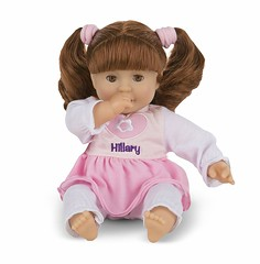 Personalised Baby Doll (mywowstuff) Tags: gifts gift ideas gadgets geeky products men women family home office