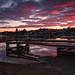 Kenora sunset
