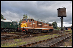 No D5830 9th Sept 2018 Great Central Railway Diesel Gala (Ian Sharman 1963) Tags: no d5830 9th sept 2018 great central railway diesel gala class 31 engine rail railways train trains loco locomotive passenger heritage line leicester rothley swithland loughborough