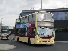 East Yorkshire 756 YX09BKO Hull Interchange on 115 (1280x960) (dearingbuspix) Tags: eyms eastyorkshire goahead 756 yx09bko