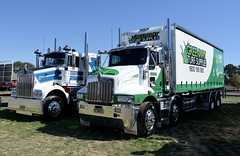 Greenway Turf (quarterdeck888) Tags: trucks photos truckphotos australiantrucks outbacktrucks workingtrucks primemover class8 overtheroad interstate frosty quarterdeck jerilderietrucks jerilderietruckphotos flickr bdoubles lorry bigrig highwaytrucks interstatetrucks nikon truck kenworth kenworthclassic kk kenworthclassic2018 truckshow truckdisplay workingclasstrucks noprizes twinsteer t359