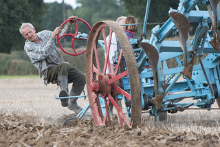 Steam Winch - Ploughing Match (115)