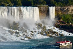 Power of the Falls (The Brit_2) Tags: hornblower boat niagara falls canada absolutelystunningscapes