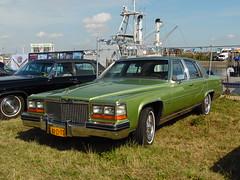 1981 Cadillac Fleetwood 6.0 V8 (brizeehenri) Tags: cadillac fleetwood 1981 41zjts moerdijk