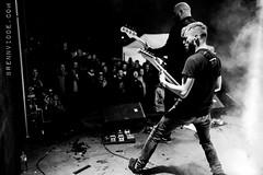 Attan (morten f) Tags: live hardcore band norge norway 2018 harpefoss hardcorefestival monochrome brennvidde konsert konsertfoto foto concert stage attan metal remi vocals vocalist vokalist