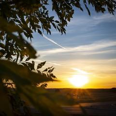 Autumn sunset (Martin Bärtges) Tags: landschaftsfotografie landschaften landscapephotography landscape sonnenuntergang sonne sonnenschein nikon nikonfotografie sunset sunshine sun