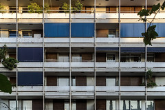 Facade (Maciej Dusiciel) Tags: architecture architectural city urban travel building athens greece europe world sony alpha facade windows balcony
