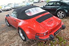 Porsche 911 Speedster (benoits15) Tags: porsche 911 speedster german red