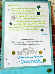 Erica's 2016 Birthday Card (genesee_metcalfs) Tags: gifts family card daughter birthday