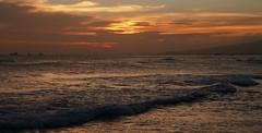 Hawaii Sunset (sembach001) Tags: sunset hawaii honolulu magicisland panasoniczs100 goldenhour sky clouds