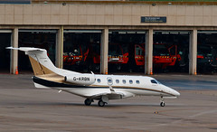 Catreus Ltd / Embraer Phenom 300 / G-KRBN (vic_206) Tags: catreusltd embraerphenom300 gkrbn bcn lebl corporatejet bomberos pompiers airport aeropuerto firefighters