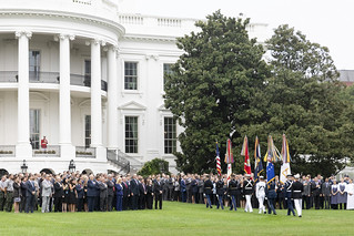 White House Moment of Silence
