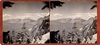 Stereoview Card
