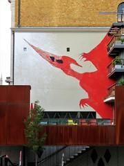 Bonom / Sint-Pieternieuwstraat - 10 sep 2018 (Ferdinand 'Ferre' Feys) Tags: gent ghent gand belgium belgique belgië streetart artdelarue graffitiart graffiti graff urbanart urbanarte arteurbano ferdinandfeys bonom
