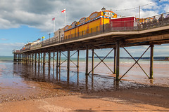 Paignton pier (Steve M Photography) Tags: paignton pier devon seaside sea boardwalk beach resort vacation holiday sand coast coastal coastline southcoast