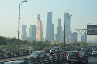 Moskva-City, Москва-Сити, Centre d'Affaires