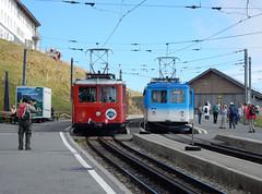 Railcars on Rigi (Ed_of_53) Tags: elements switzerland rigi rigibahn vitznaurigi arthrigi schwyz