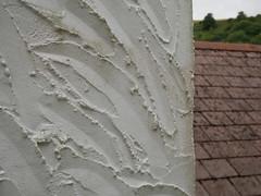 Llangrannog (Dubris) Tags: wales cymru ceredigion llangrannog seaside coast village wall texture