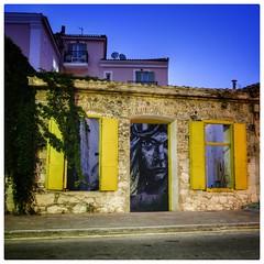 Samos 021 🇬🇷 (The Game 71) Tags: samos grecia greece isola island karlovasi murales installazione installation art street