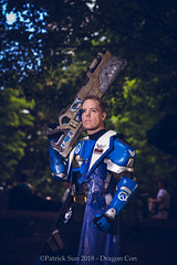 SP_83480 (Patcave) Tags: dragon con dragoncon 2018 dragoncon2018 cosplay cosplayer cosplayers costume costumers costumes soldier76 overwatch videogame blizzard gun strike commander morrison
