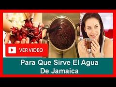 Para Que Sirve El Agua De Jamaica, Como Hacer Agua De Jamaica, Beneficios Del Agua De Jamaica (SaludNatural01) Tags: para que sirve el agua de jamaica como hacer beneficios del