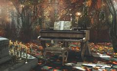 Some Enchanted Evening (Kess Crystal @ The Glamour Sauce) Tags: secondlife sl slhomes slgardens sldecor virtualliving virtuallife vr virtualreality virtualhomes virtualdecor nutmeg shinyshabby dahlia enchantment hpmd tresbeau nomad alirium