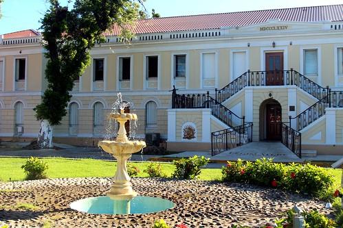 Legislature Building USVI