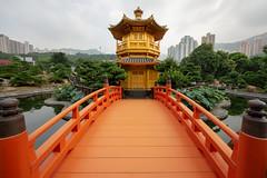 Nan Lian Garden Pavilion of Absolute Perfection