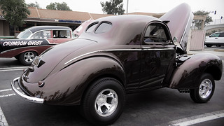 Willys Gasser Coupe