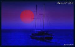 Una gita a Favignana - Settembre-2018 (agostinodascoli) Tags: veliero barca sole nikon nikkor favignana isoleegadi agostinodascoli texture photoshop cielo mare landscape paesaggi art digitalart creative