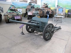 "French 47mm SA37 Anti-Tank Gun 1 • <a style=""font-size:0.8em;"" href=""http://www.flickr.com/photos/81723459@N04/30718251238/"" target=""_blank"">View on Flickr</a>"
