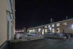 Московский вокзал СПб-24 (e_islamov) Tags: interior people party professional wide wideangle architecture saintpetersburg sanktpeterburg spb russia ru wall